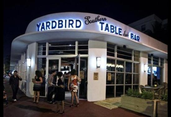 Yardbird Southern Table Miami Beach