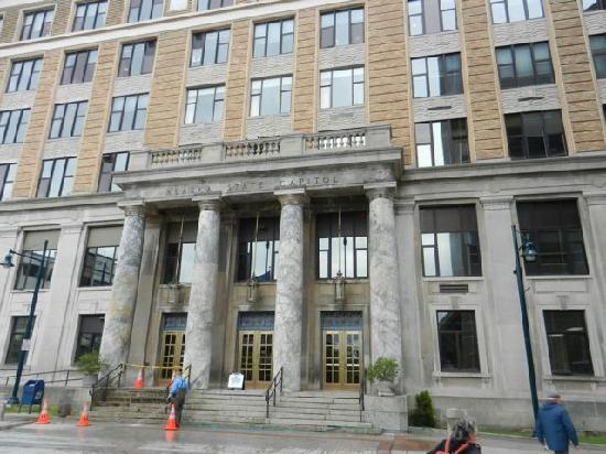 The State Capitol Building Juneau Ak Hours Address