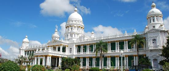 Photo of Lalitha Mahal Palace Hotel Mysore