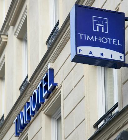 Timhotel Le Louvre