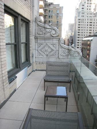 AKA Central Park: The balcony