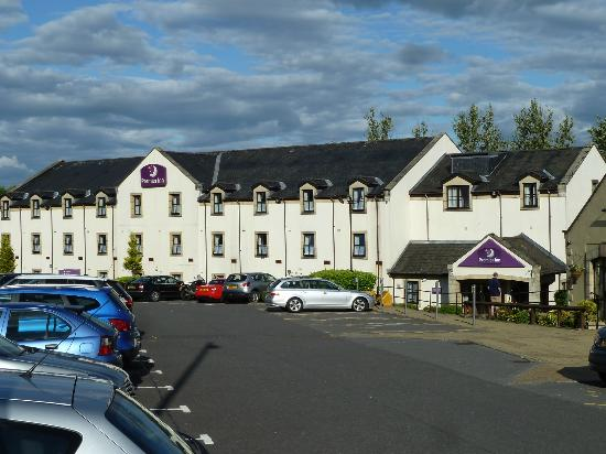 Premier Inn Glasgow - Milngavie: photo our the Premier Inn