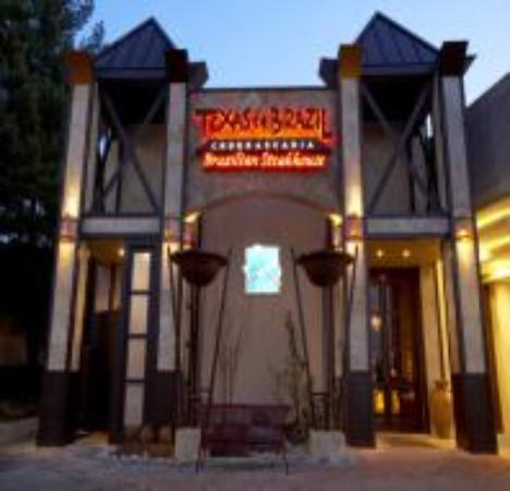 Texas de Brazil is a churrascaria, or Brazilian steakhouse, that features several cuts of flame-grilled beef, lamb, pork, chicken and Brazilian sausage as well as an extravagant Learn more about Texas de Brazil, Opens a popup4/5().
