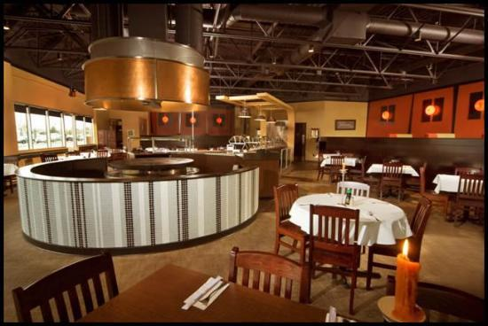 The mongolie grill edmonton restaurant reviews for Best private dining rooms edmonton