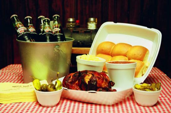 Uncle Dan's Bar-B-Que and Catering