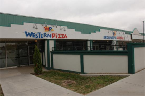 Western Pizza - Downtown