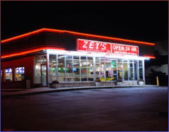 Zet drive inn restaurant mississauga menu prices for Best private dining rooms mississauga