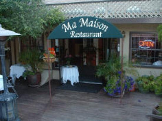 Ma maison restaurant aptos menu prices restaurant for Restaurant ma maison limoges