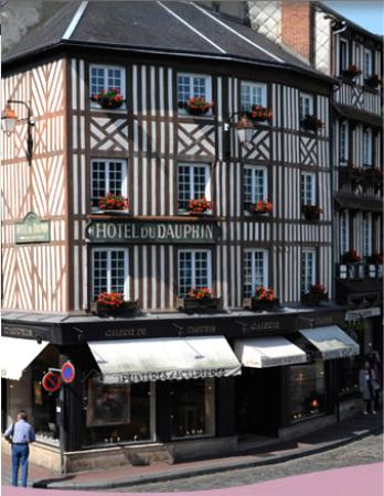 Photo of Hotel du Dauphin Honfleur