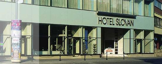 Photo of Hotel Slovan Brno