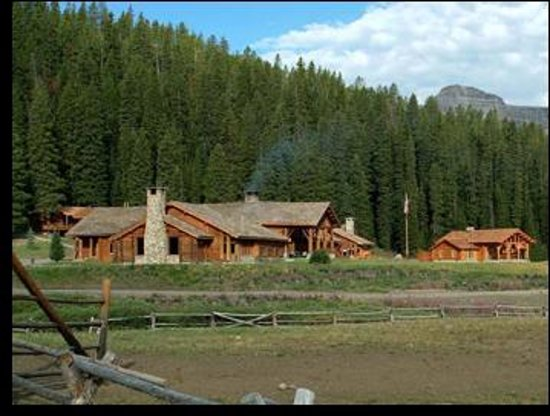 Photo of Brooks Lake Lodge and Spa Dubois