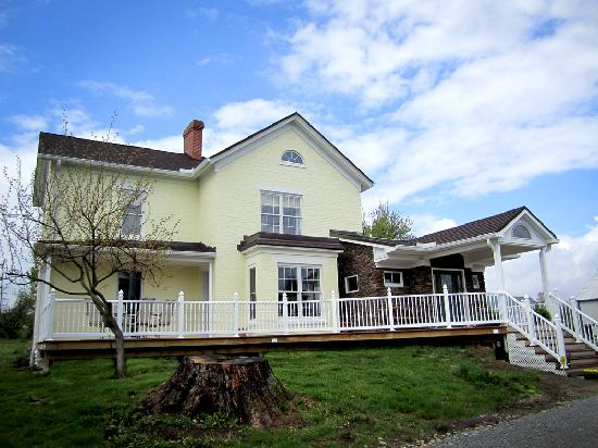 Presidio Pines Bed and Breakfast