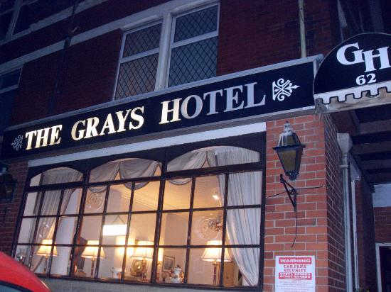Photo of The Grays Hotel Blackpool