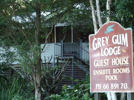 Grey Gum Lodge