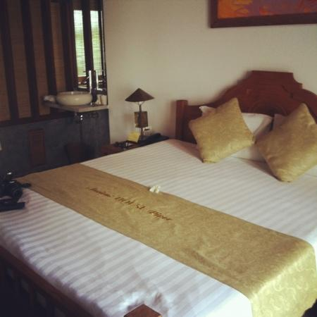 Ancient House River Resort & Spa: our room