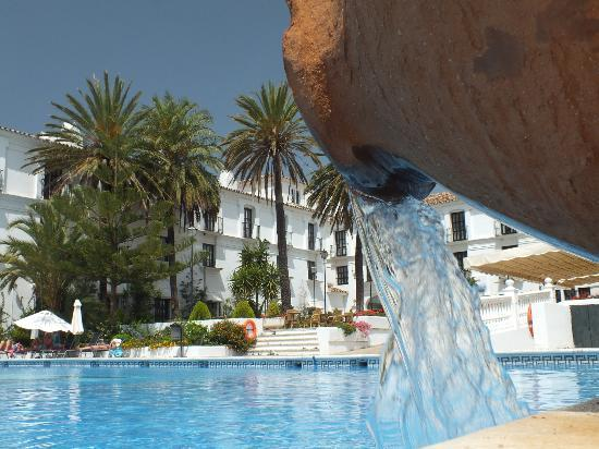 Hotel from pool picture of hacienda puerta del sol mijas tripadvisor - Hotel puerta del sol mijas ...