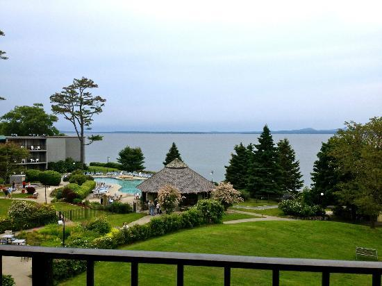 Holiday Inn Bar Harbor Regency: View from room