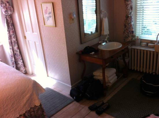 The Norris House Inn: Our room