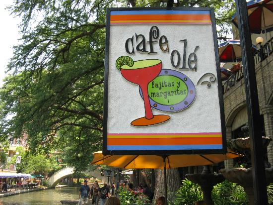Cafe Ole San Antonio