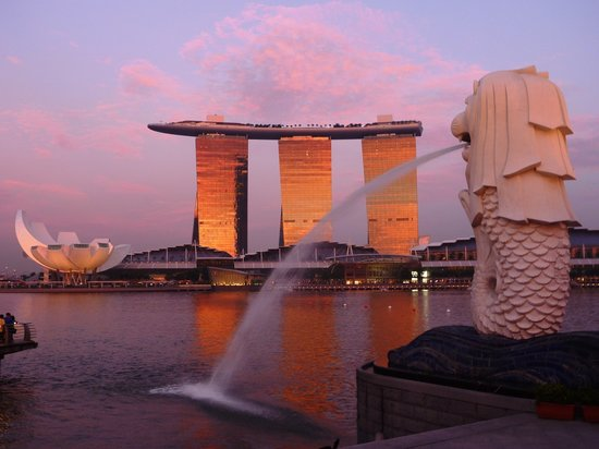 Photos of Merlion Park, Singapore
