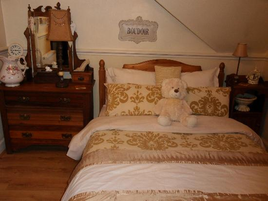 Westview Bed & Breakfast: Slaapkamer