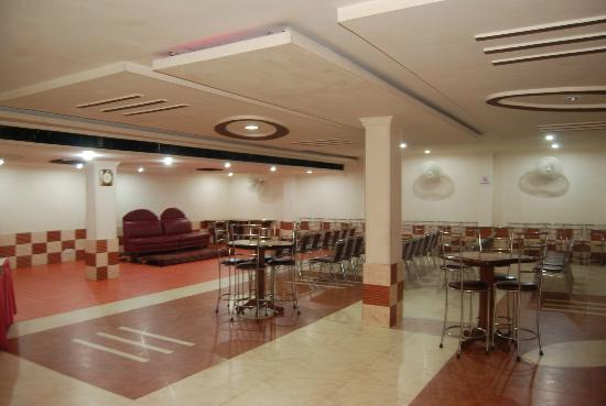 Hotel Teg Royal: Banquet cum Conference Room