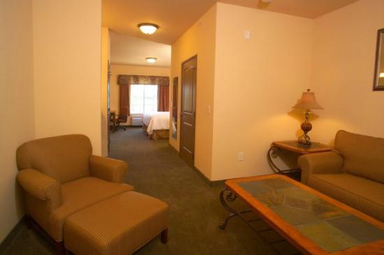 Ramada Appleton: King Suite