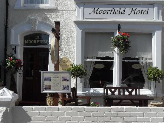 The Moorfield Hotel Llandudno Wales B B Reviews
