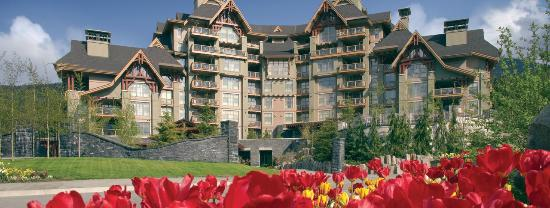 Four Seasons Resort Whistler: Four Seasons Whistler