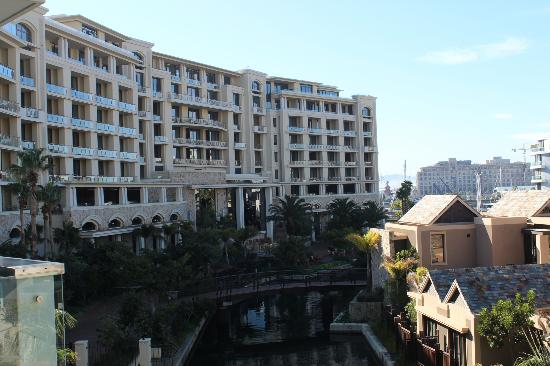 Lawhill Luxury Apartments: The Only and Only as seen from balcony