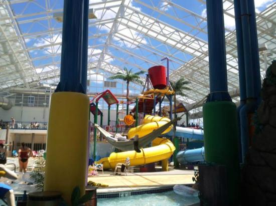 French Lick, IN: Kid's Play Area
