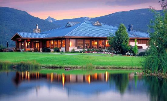 Mount Shasta Resort: Clubhouse