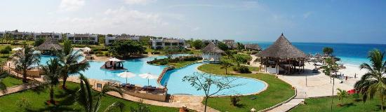 Royal Zanzibar Beach Resort: 4 Beautiful Pools