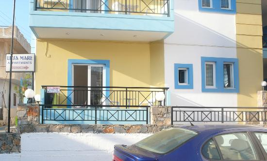 Litsa Mare Apartments
