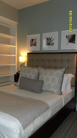 Studio Homes at Ellis Square: Bedroom