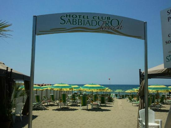 Photo of Hotel Club Sabbiadoro Battipaglia
