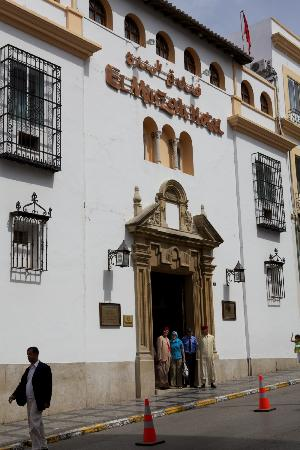 El Minzah Hotel: Amazingly friendly and charming historic hotel