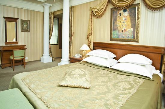 Golden Garden Boutique Hotel: President apartments