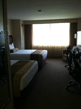 ‪‪Georgia Tech Hotel and Conference Center‬: Room 811‬