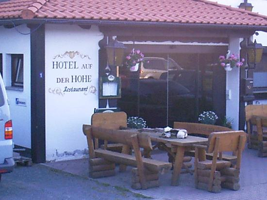 Hotel auf der Hohe