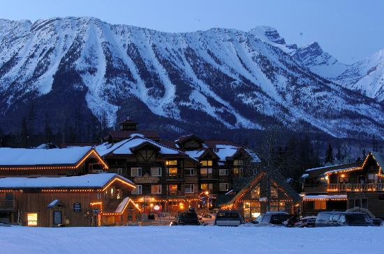 Fernie Ski Resort Hotels