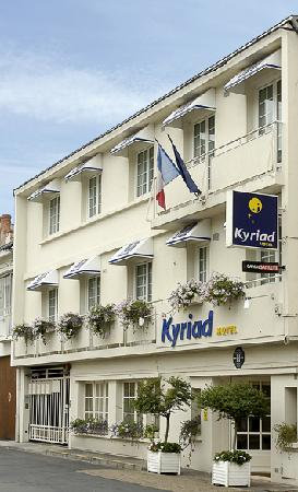 Kyriad Saumur Centre