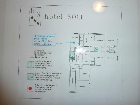 Hotel Sole: Plan d'implentation