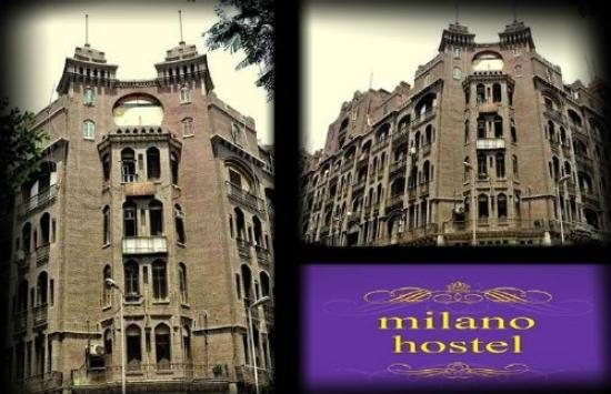 Milano Hostel: Building Extrior