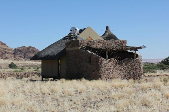 Hoodia Desert Lodge: Room Outside View