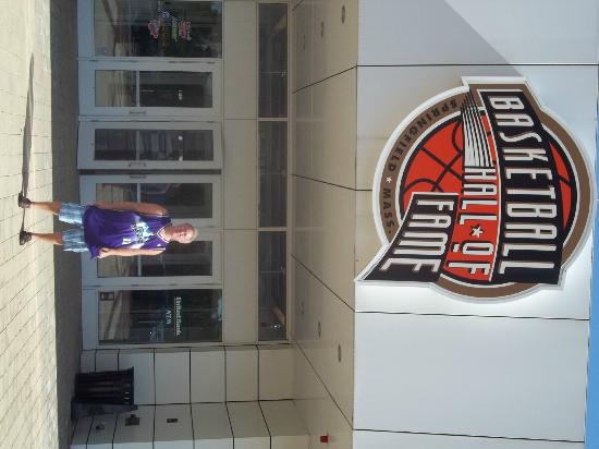 Wyndham at Bentley Brook: Basketball Hall Of Fame