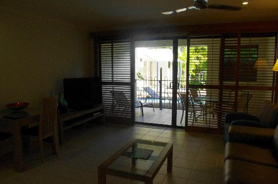Meridian Port Douglas: I bedroom superior pooldeck