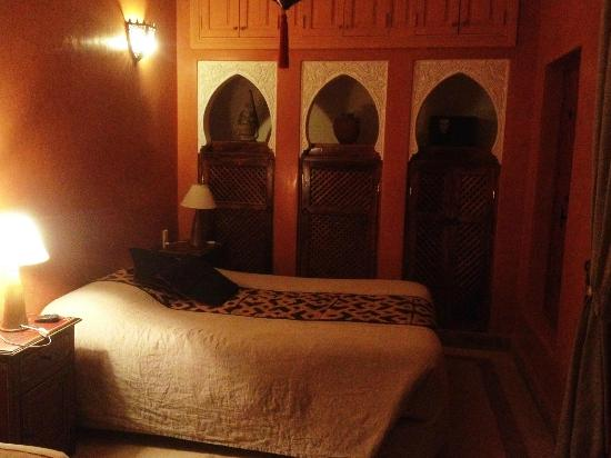 Riad Teranga: The Berbere Room
