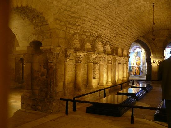 The middle tomb is marie antoinette 39 s picture of basilica cathedral of - Marie antoinette grave ...