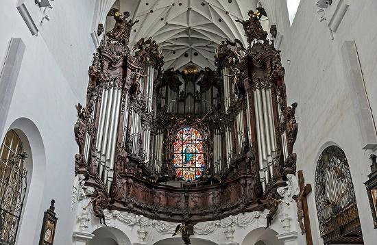 Oliwa Cathedral Gdansk Poland Address Attraction